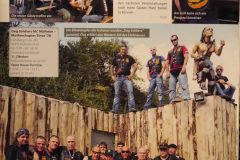 Biker News 10/15 - Dog Soldiers Sommerparty 2015