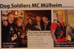 Biker News 02/15 - Dog Soldiers