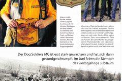 Biker News 07/18 - 40 Jahre Dog Soldiers - Vorbericht Seite 3